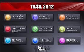 CURSO DE TASA BORSAN - foto 1