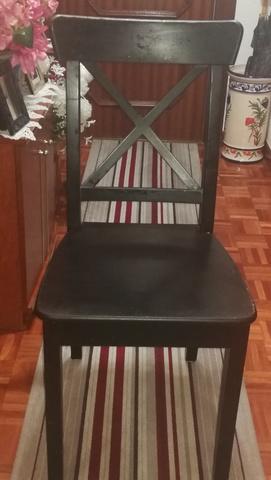 sillas usadas plegables segunda mano baratas en valadolid