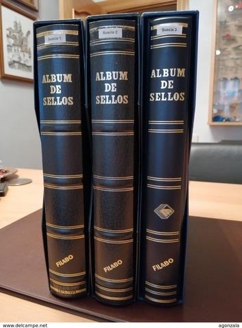 Colección De Sellos Nuevos Mnh Suecia