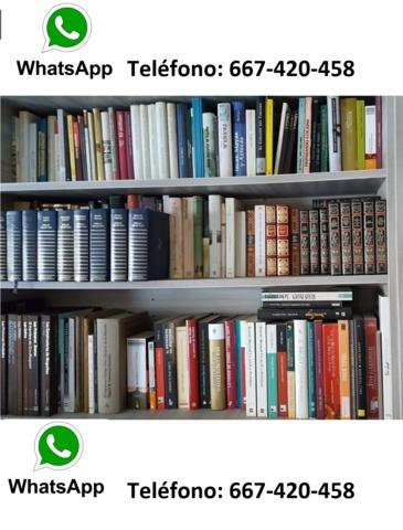 Recogida de libros a domicilio barcelona