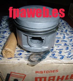 PISTONES SEAT 124,  1430 SPORT,  128,  RITM - foto 1