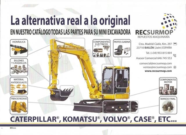 RECAAMBIOS DE MAQUINARIA OBRA PUBLICA - foto 1