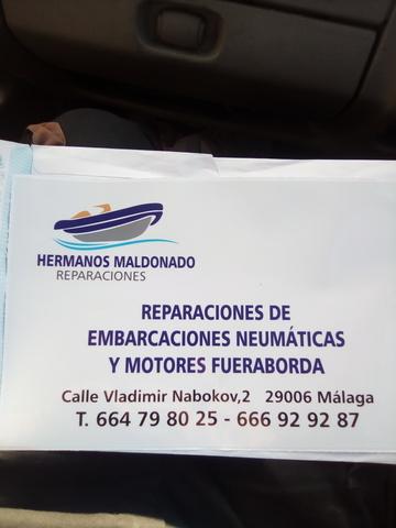 ZODIAC REPARACIONES HERMANOS MALDONADO - foto 1