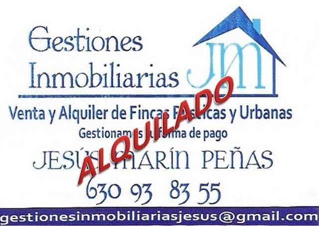 SE ALQUILA PISO CALLE MESONES OBISPO - foto 1