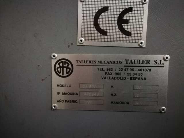 PLASTIFICADORA TAULER PARA IMPRENTA - foto 4