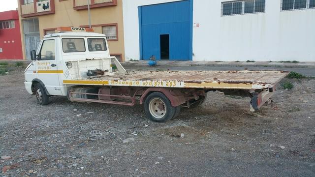 GRÚA PORTA COCHE IVECO 2. 8 TD - foto 5