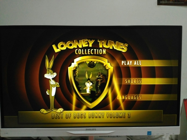 LOTE LOONEY TUNNES DVD - foto 5