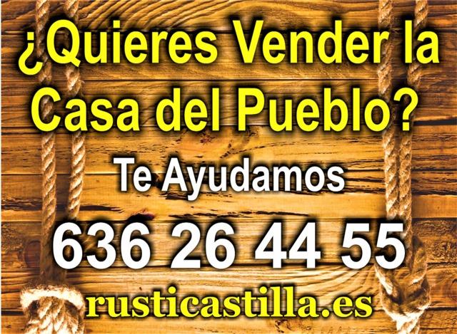 ¿QUIERES VENDER LA CASA DEL PUEBLO? - foto 1