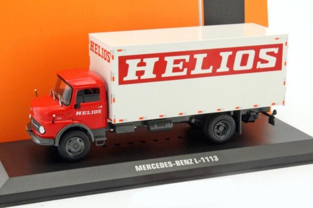 Ixo Mercedes L 1113 -Helios- Models 1/43