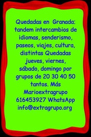 ESPAÑOL INGLÉS,  INTERCAMBIO DE IDIOMAS - foto 2