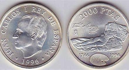 Mil Anuncios Com Moneda Maja Goya Segunda Mano Y Anuncios Clasificados