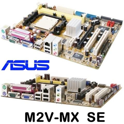 DRIVERS: ASUS MOTHERBOARD M2V-MX SE