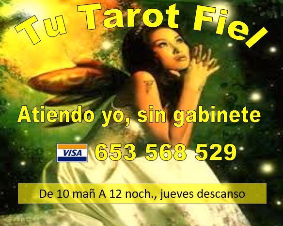 TAROT FIEL Y BARATA - foto 1