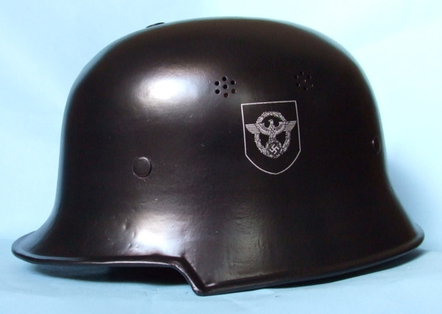 Casco Policia Iii Reich