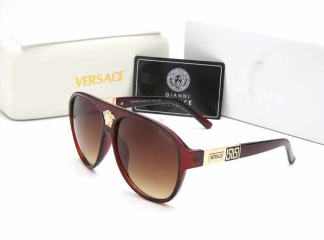 Sol Mujer Marrones Gafas Versace De 5A3Scjq4RL