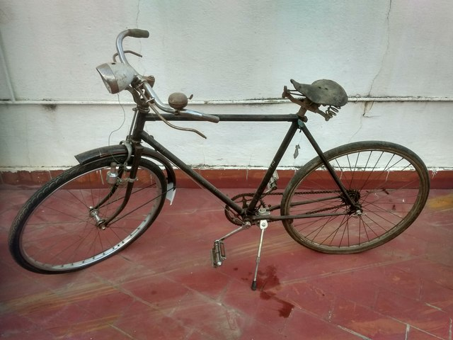 Bicicleta De Varillas