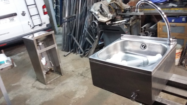 Lavabo Manos.Lavamanos Para Hosteleria Lavabo Manos