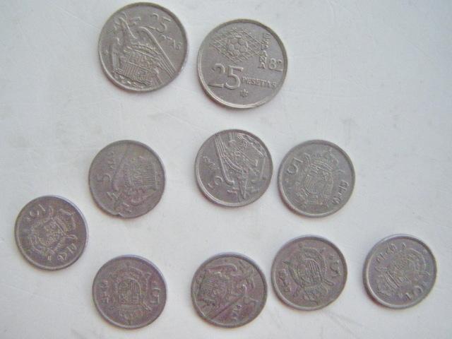 Lote Nº19  -   Monedas 1957 A 1983