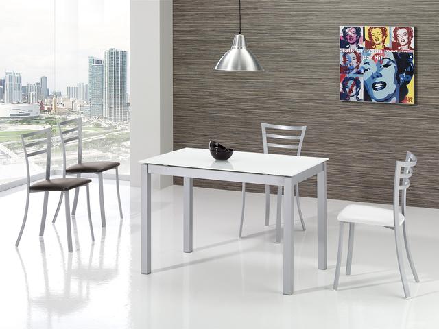 MIL ANUNCIOS.COM - Mesa cocina salon comedor extensible