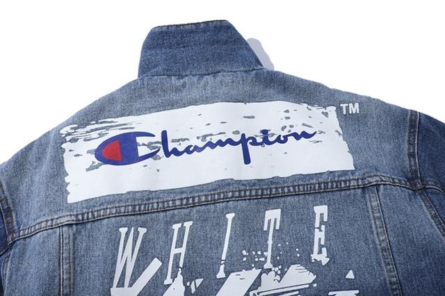webbutik toppmärken senast MIL ANUNCIOS.COM - Chaqueta Champion off white