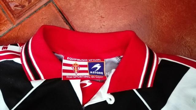 MIL ANUNCIOS.COM Camiseta sporting gijon Segunda mano y