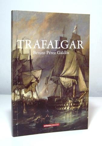 LIBRO TRAFALGAR,  DE BENITO PÉREZ GALDÓS - foto 1