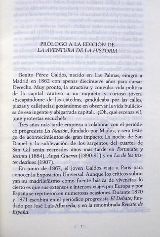 LIBRO TRAFALGAR,  DE BENITO PÉREZ GALDÓS - foto 3