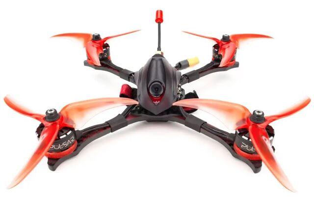 DRON CARRERAS HAWK 5 F4 210MMFPV - foto 2