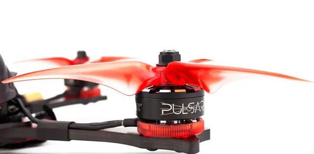 DRON CARRERAS HAWK 5 F4 210MMFPV - foto 5