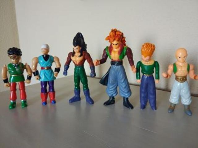 Miniaturas Dragon Ball