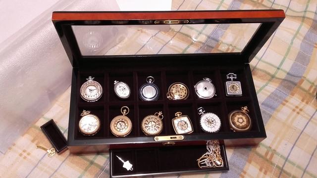 A Estrenar Colección Relojes Bolsillo