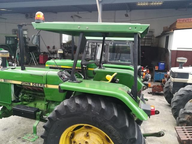 1850 tractores 2850 2250 Bomba de agua para John Deere 2450 2650 tractor