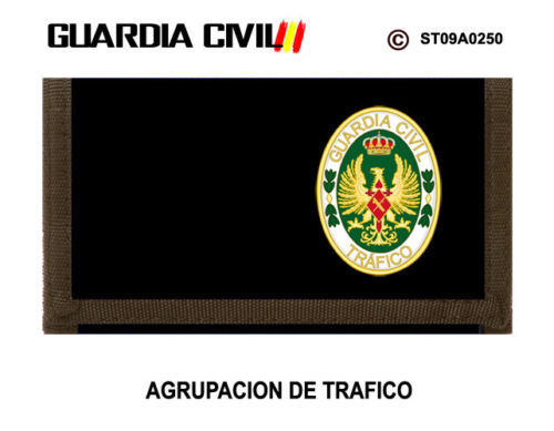 Cartera De La Guardia Civil De Trafico