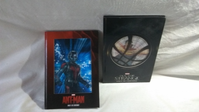 Agenda Marvel De Ant-Man Doctor Stranger