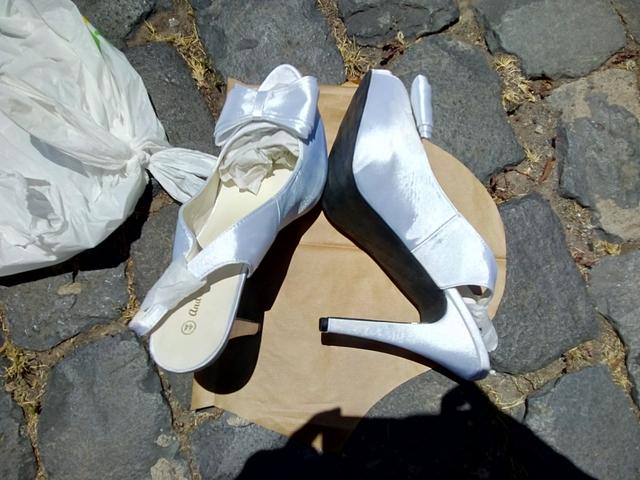 MIL ANUNCIOS.COM Zapatos tacon talla 44 Segunda mano y