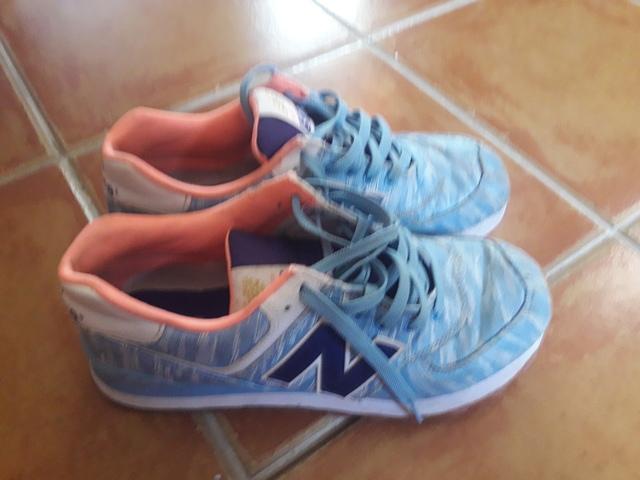 zapatos new balance 41