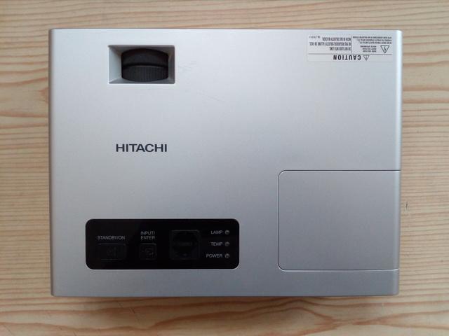 PROYECTOR - PROJECTOR HITACHI CP-RX70 - - foto 1
