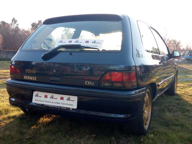 RENAULT - CLIO WILLIAMS - foto 2