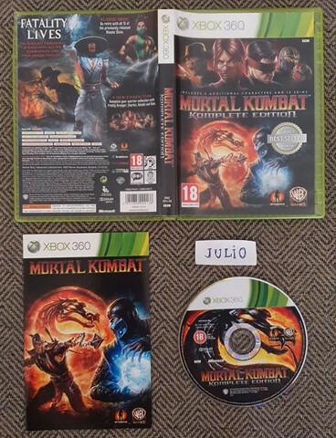 Mil Anuncios Com Mortal Kombat 9 Komplete Edition