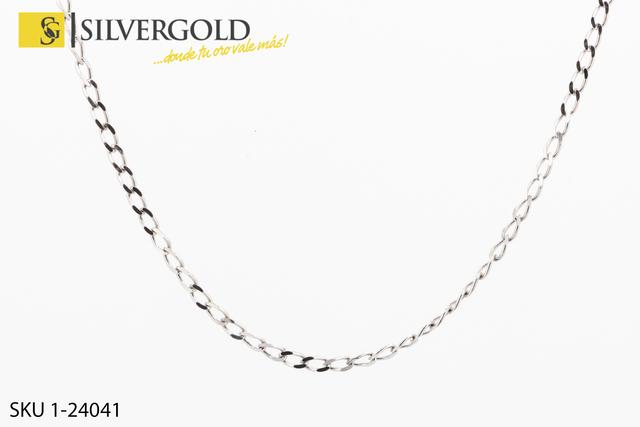 10 caucho cadena collar collar 2mm con mosquetón dispositivo de cierre negro