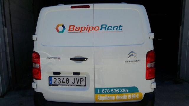 RENT A CAR LOW COST ALQUILER FURGONETAS - foto 5