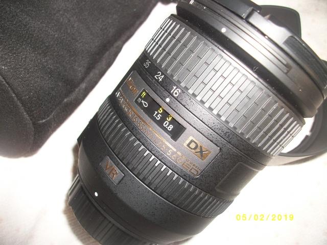 NIKON 16-85 VR - foto 2