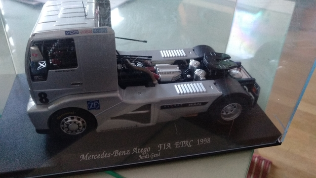 Scalextric Fly Camion