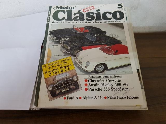MOTOR CLÁSICO - foto 1