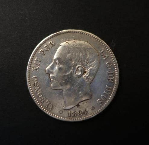 Monedas Plata