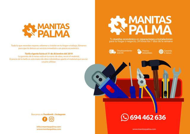 MANITAS PALMA - foto 2