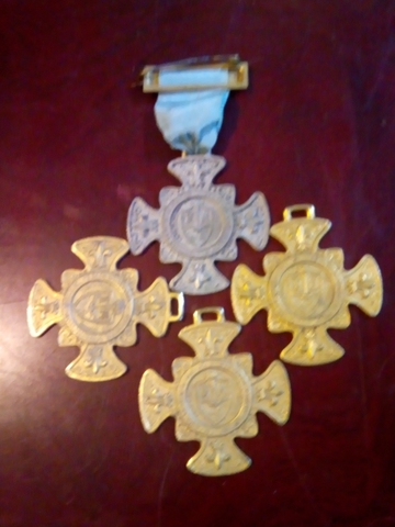 Medallas Hermanos Maristas