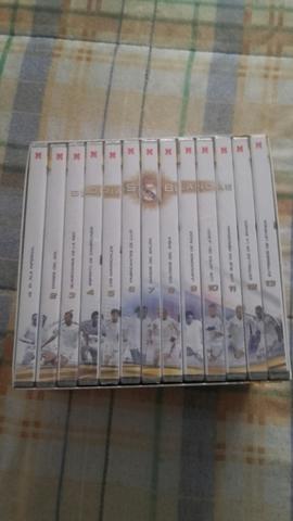Real Madrid Dvd Colección