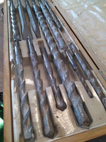 Brocas - Cemento