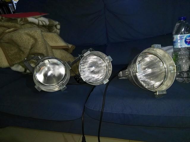 FOCOS PAR 56 CON LAMPARA INCLUIDA 300W - foto 1